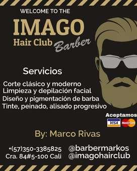 Barberia imago hair club