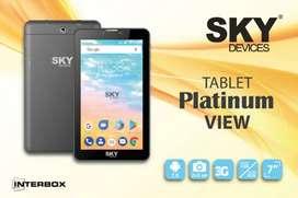 Tablet Sky Platinum View2(nuevo sellado)