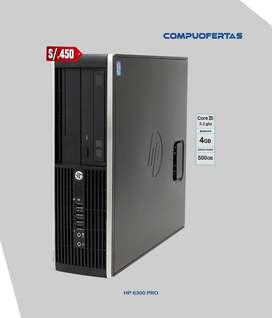 HP 6300 PRO CORE I5 3.2GHZ