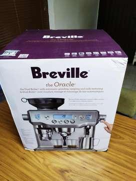 Breville Bes980xl Oracle Espresso Cafe
