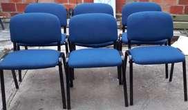 Hermosas sillas para oficina