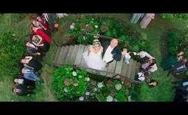 Fotografia y video, Bodas, Tomas Aereas, dron, drone, matrimonio, bogota, chia, Cota
