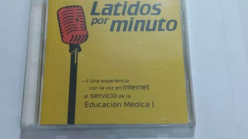 Lote de cds de medicina, conferencias, cursos, etc 0