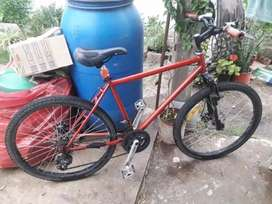 Vendo bicicleta en perfecto estado