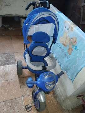 Se vende triciclo, de niño