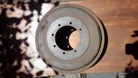 campanas de freno delanteras ford 700/7000 mod 1968/84 8 agujeros