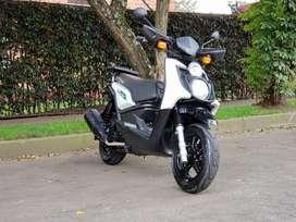 Yamaha BWS 2012