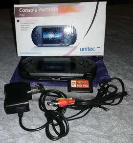 Consola Portable Poly Nueva
