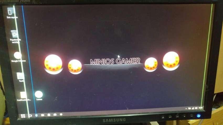 Monitor Samsung 17 Pulgadas. Leer Bien 0