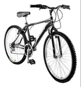 Bicicleta Todoterreno Drive, Rin 26