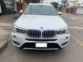 BMW X3 AÑO 2017 IMPECABLE