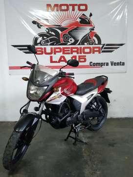 Yamaha szr 150 modelo 2013  papeles al día traspaso obligatorio
