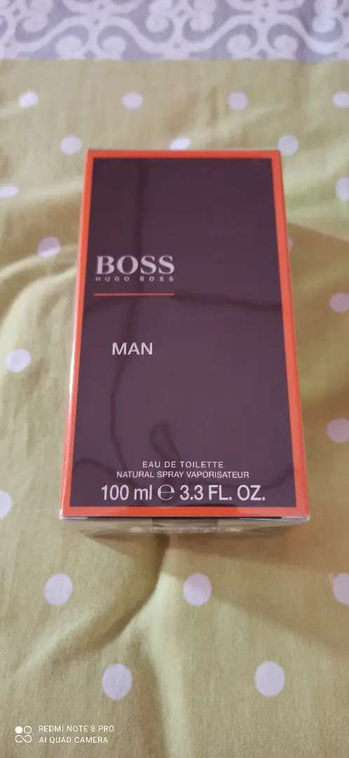 Perfumes hombre BOSS Orange 100ml 0