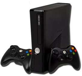 Xbox 360 slim 3.0 + obsequios