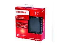 Disco Duro Externo Toshiba Canvio Advanced 1 Tera 1tb 1 Tb