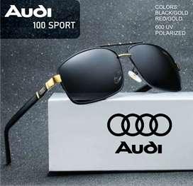 Lentes Audi 100 Sport Lunas polarizadas protección UV600