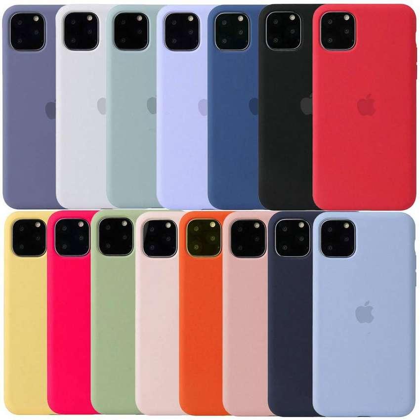 funda case soft Orig interior Afelpada Blister cerrado IPHONE 11 Iphone 11 PRO Iphone 11 PRO MAX 0
