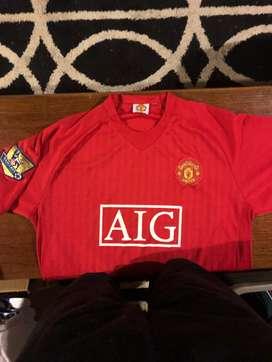 camiseta del manchester u