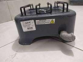Estufa de mesa de un puesto a gas