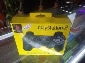 Control DualShock 2 para PlayStation 2 con caja