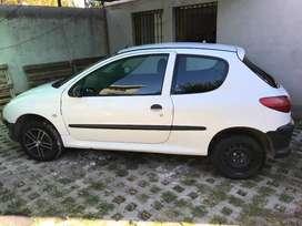 Peugeot 206 XN 1.4 3PUERTAS