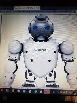 Robot humanoide Alpha pro 1 s