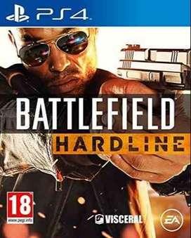 Battlefield Hardline Ps4 Primario