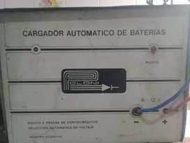 Cargador de bateria de auto
