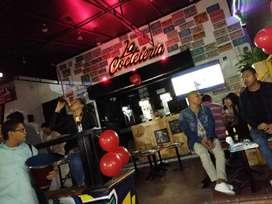 Vendo Negocio Bar Parque Lleras - Medellín