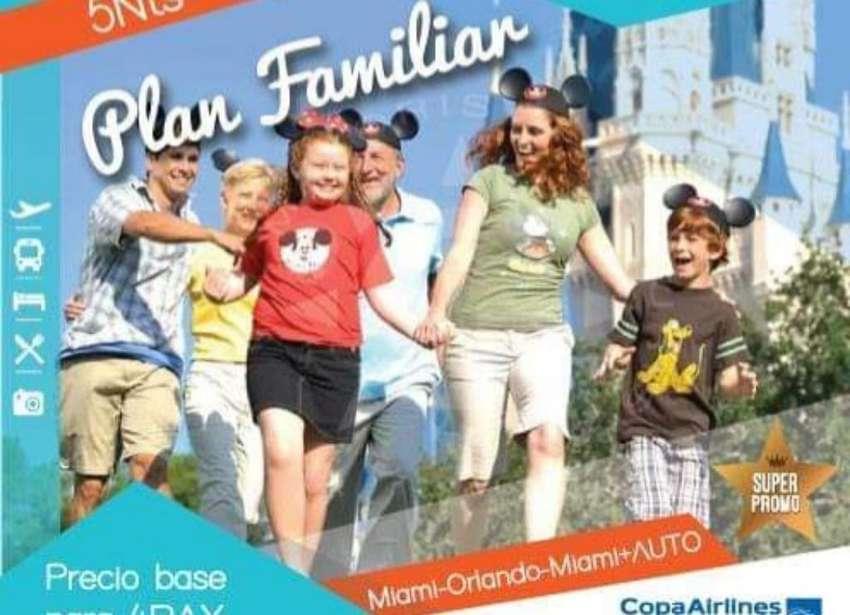 Viaja a Orlando Miami 0