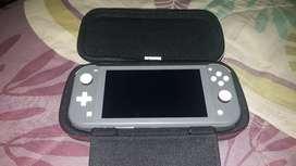 Estuche / Case Nintendo Switch Lite + Porta Cartuchos