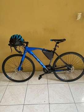 Bicleta GTI de ruta
