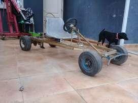 Karting  sin motor .para restaurar