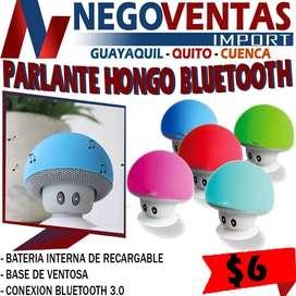 PARLANTE HONGO BLUETOOTH EXCLUSIVAMENTE EN DESCUENTO SOLO EN NEGOVENTAS