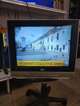 """Televisor LG convencionales de 21"""""""