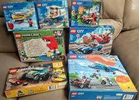 Sets de Lego Originales con Envio Gratis*