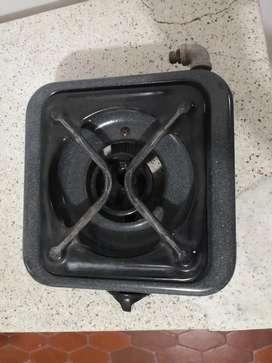 Estufa una boquilla a gas