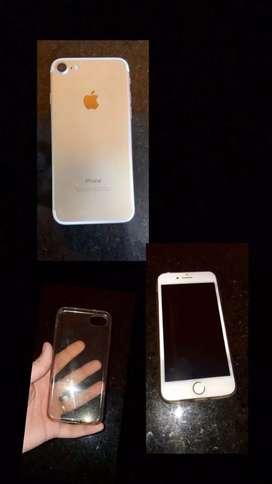 Iphone 7 en muy buenas condiciones y con todos los accesorios.