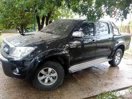 Toyota Hilux cuero