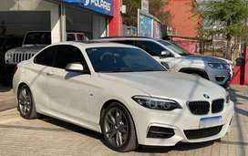 BMW Serie 2 3.0 240i M Package Cabrio
