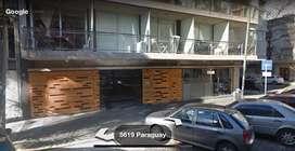 Dueño alquila amplia cochera cubierta en Palermo Hollywood