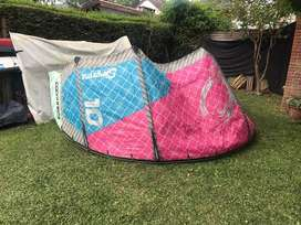 Kite swichblade 10 metros 2013/2014 impecable completo