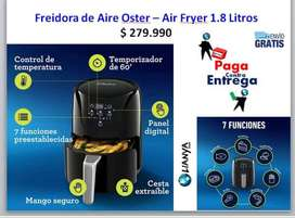 Freidora de Aire Oster – Air Fryer 1.8 Litros