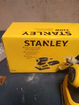 Lijadora orbital Stanley