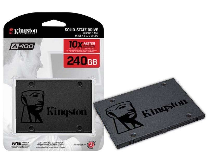 "Disco duro sólido interno 2.5"" SATA 240GB 0"