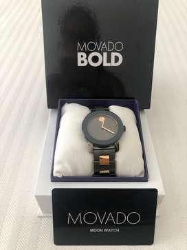 Vendo Reloj Movado Bold