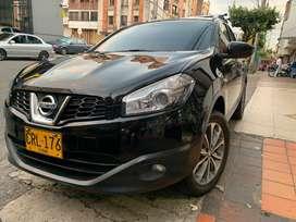 Vendo Nissan Qashqai 2012, 4*4, automatica, en muy buenas condiciones