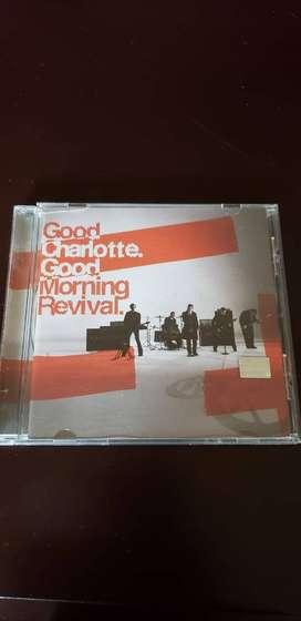 Good Charlotte: Good morning revival 2008