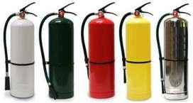 venta y recarga de extintores. y implementos de seguridad industrial