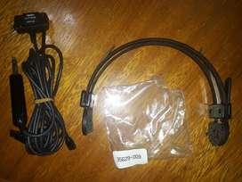 Headset TELEX aeronautico
